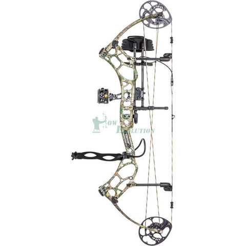 Bear Threat Compound Bow Ready To Hunt Set