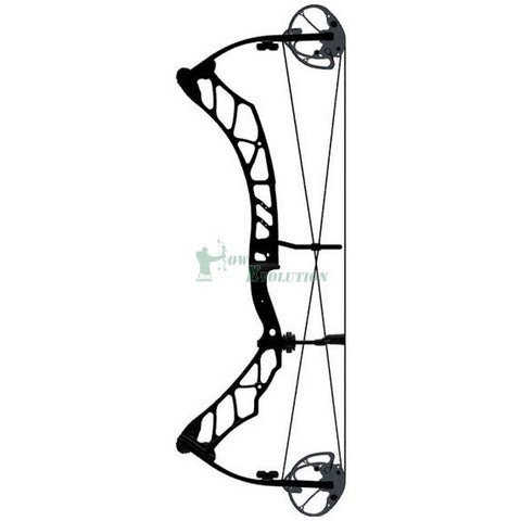 Elite Impulse 34 Compound Bow Black