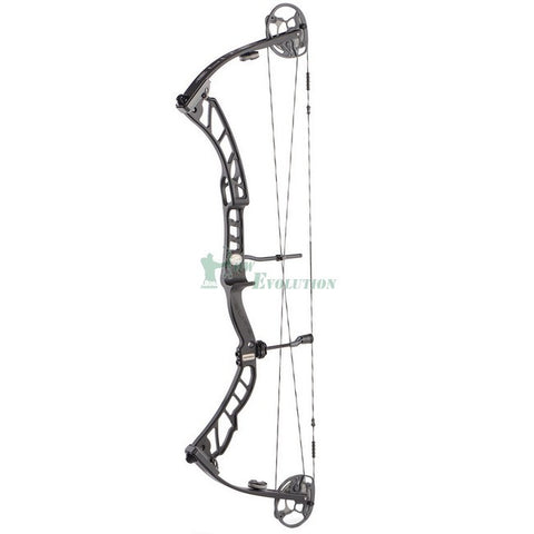 Elite Victory 37 Compound Bow Side View Black