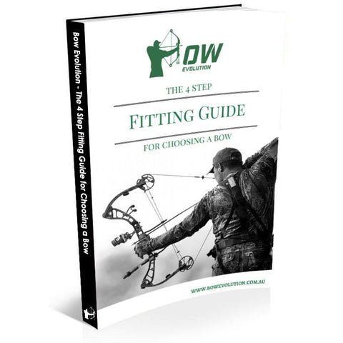 The 4 Step Fitting Guide for Choosing a Bow - Bow Evolution