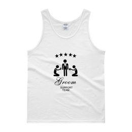 Tank top Groom Team Support - Yakir China Store