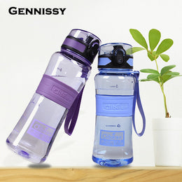 Leak-Proof  350ml/450ml/600ml/1000ml  Sport Water Bottles With Cover  BPA Free