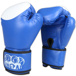 new MMA  leather Boxing Gloves Men/Women  Sports Equipment - Yakir China Store