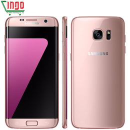 Original Samsung Galaxy S7 Edge LTE Mobile Phone  5.5''  Smartphone