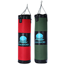 High Quality 100cm Boxing Sandbags Sand Bag with Chain Training Punch - Yakir China Store