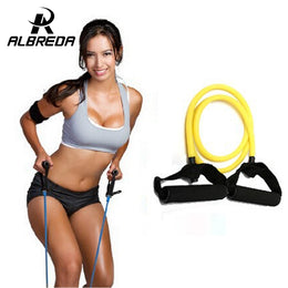 Tension Elastic pilate Exercise Sport Workout fitness Equipment  Stretch  Belt - Yakir China Store