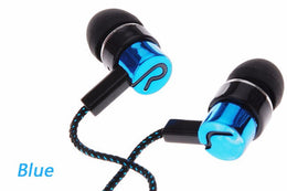 2016 New Fashion  Sport Earphone Universal 3.5mm  for xiaomi 2 Samsung S7 s6 iPhone MP3 - Yakir China Store