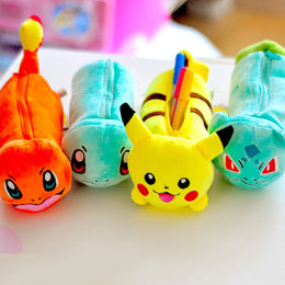 1 pcs Pokemon Pencil Case