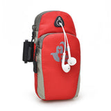 5.5inch Running  Phone Bag Sports Wrist  Waterproof Nylon Hand Bag - Yakir China Store