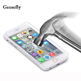 0.26mm for Tempered glass for iPhone 6 6S 7Plus Screen protector - Yakir China Store
