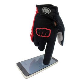 2017 Unisex Cycling Gloves  Full Finger Anti Slip Gel Pad Motorcycle - Yakir China Store