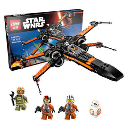 748 pcs LEPIN Star Wars  X-wing Fighter Assembled Toy Building Block