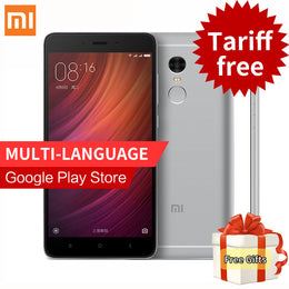 "Original Xiaomi Redmi Note 4   64GB ROM 5.5"" FHD Fingerprint - Yakir China Store"