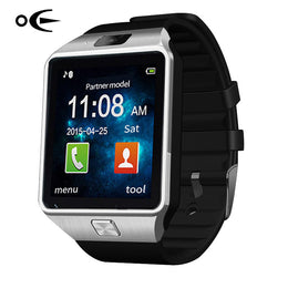 LED Electronic intelligent Wristwatch Waterproof Smart WatchFor iPhone/ Android