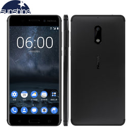 "2017 Original New Nokia 6 4G Mobile Phone Android 7.0 5.5"" Smartphone"