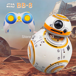 Star Wars BB-8 Remote Control  Smart Robot Sounds  Toy