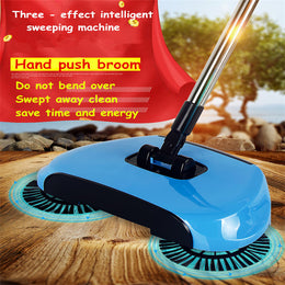 Smart  Sweeping Machine   Magic Broom Artifact Wireless Vacuum Cleaner gadget