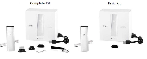 PAX 3 Vaporizer Complete or Basic Kit