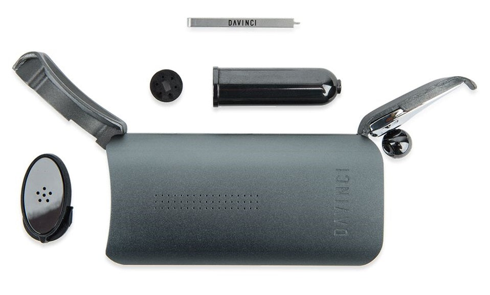 DaVinci IQ Gunmetal Assembly