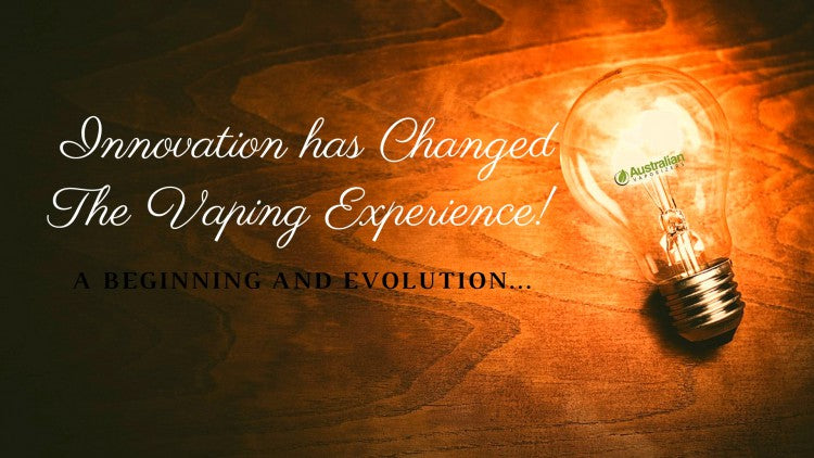 How innovation has changed the vaping experience?