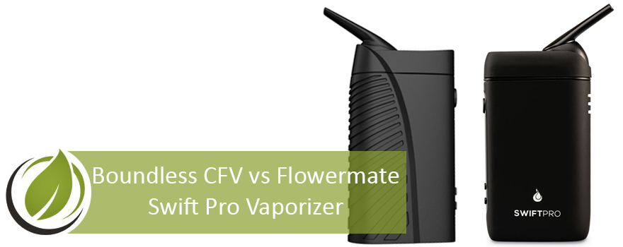 Boundless CFV vs Flowermate Swift Pro
