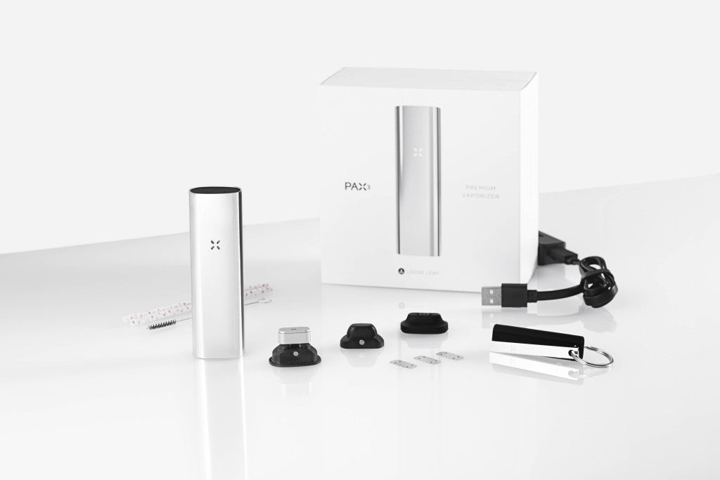 Pax 3 features