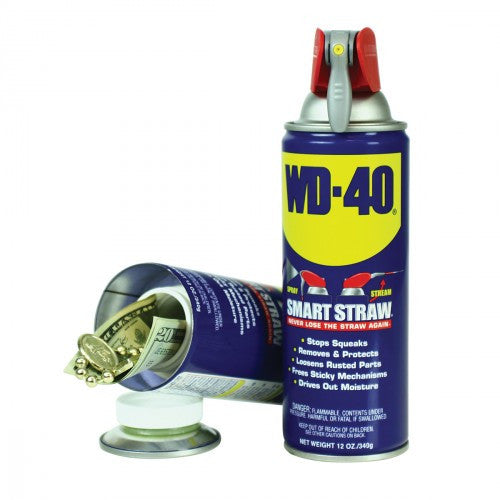 DISCONTINUED Can Safe - Lg. WD-40