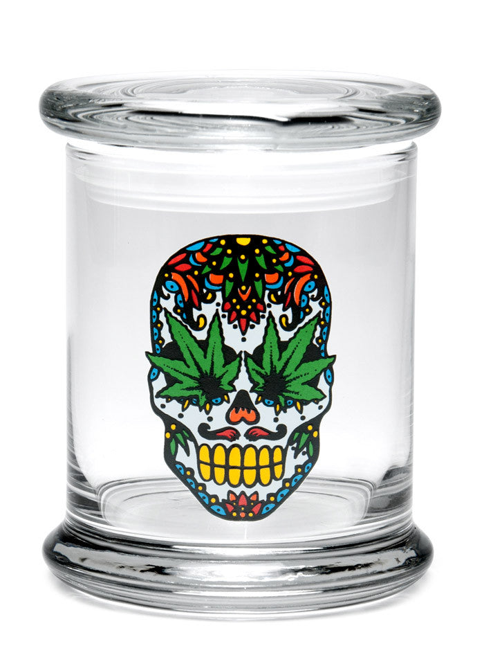 DISCONTINUED Large Pop Top Jar (300ml) - 420 Science