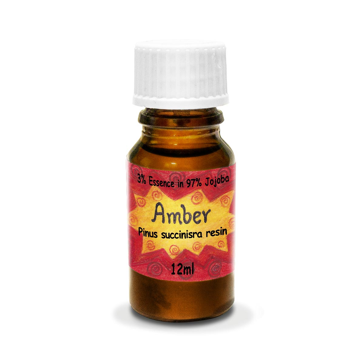 Amber - Essential Oil