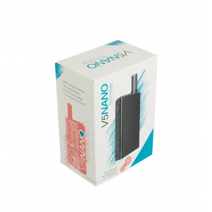 Flowermate V5 Nano Vaporizer in the box