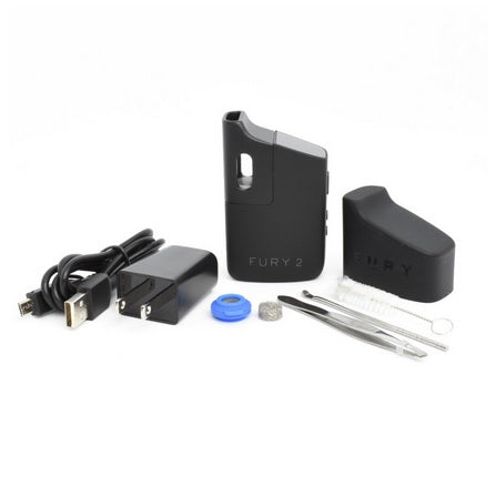 FURY 2 Vaporizer with full kit