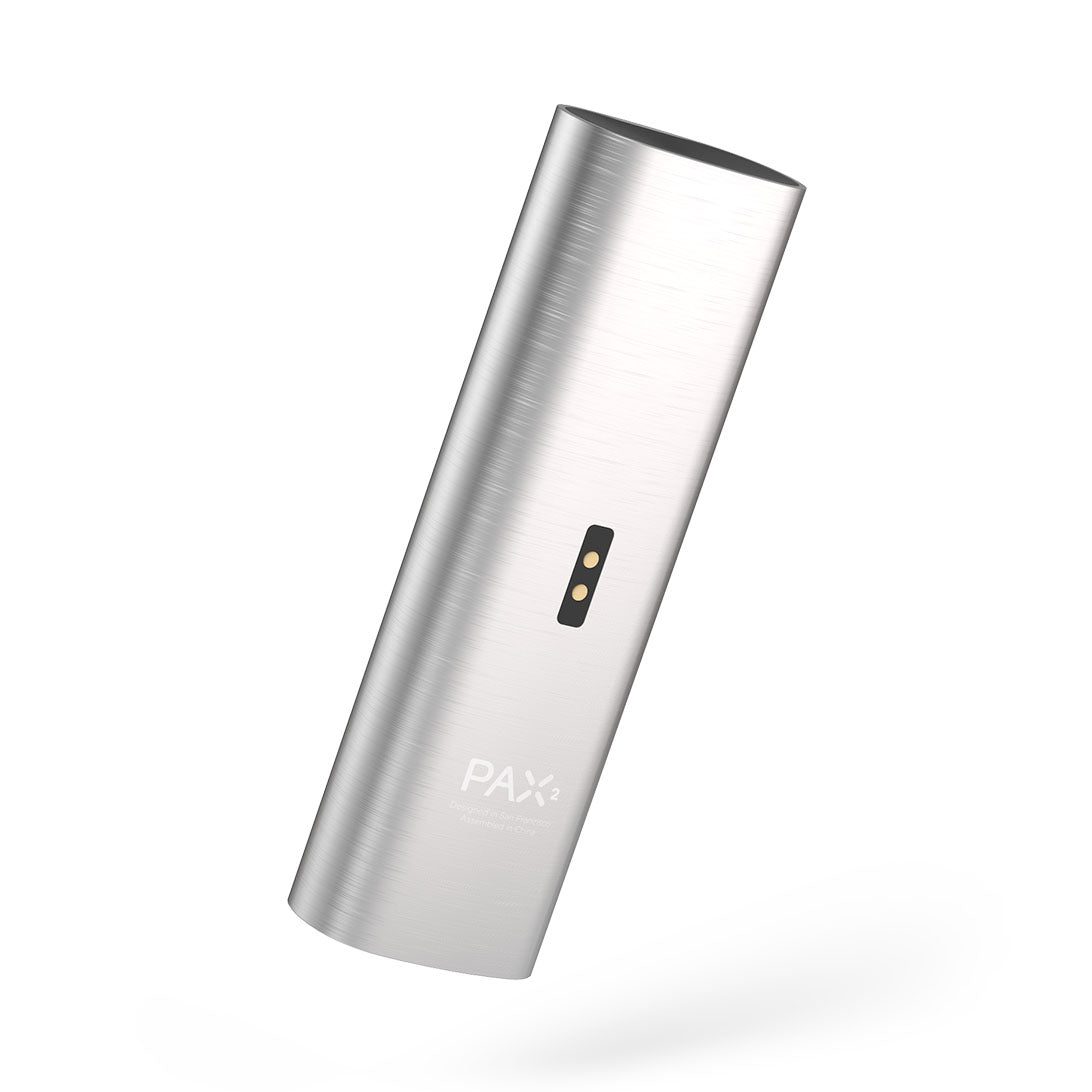 Pax 2 back view silver color