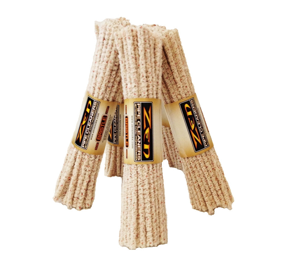 Zen Hard Bristle Pipe Cleaners - 40 pack