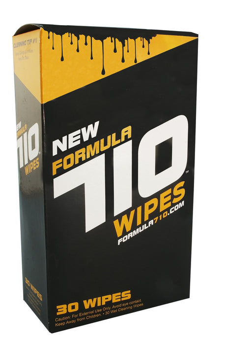 DISCONTINUED Formula 710 Wipes - 30 pack