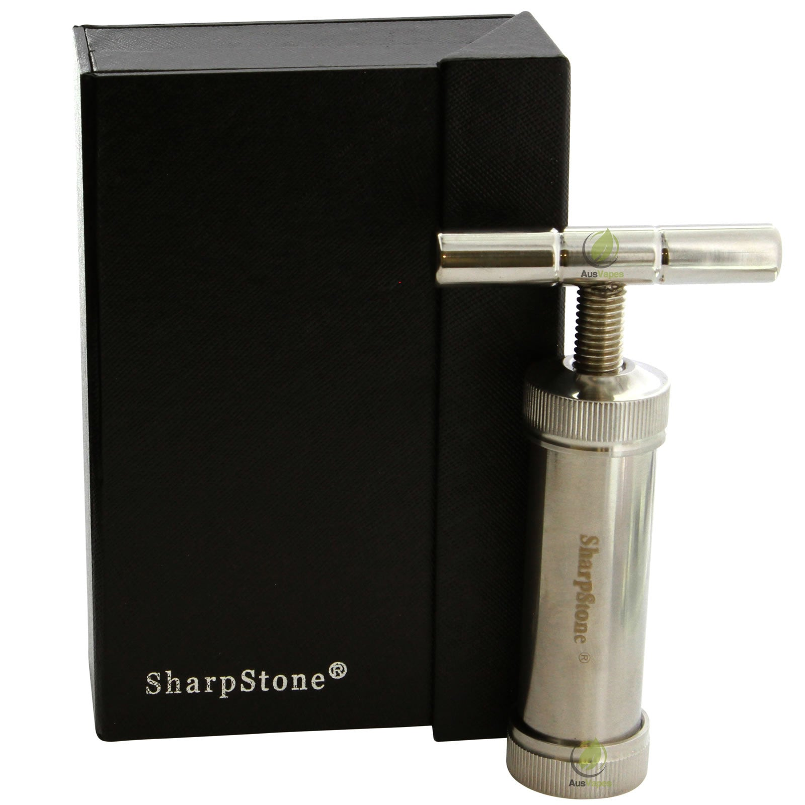 DISCONTINUED 134mm Sharpstone T-Style Press w/ Case