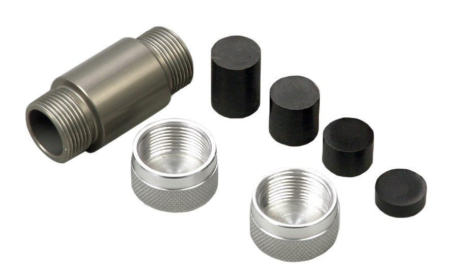 DISCONTINUED 56mm x 24mm Aluminium Pollen Press (7pc)