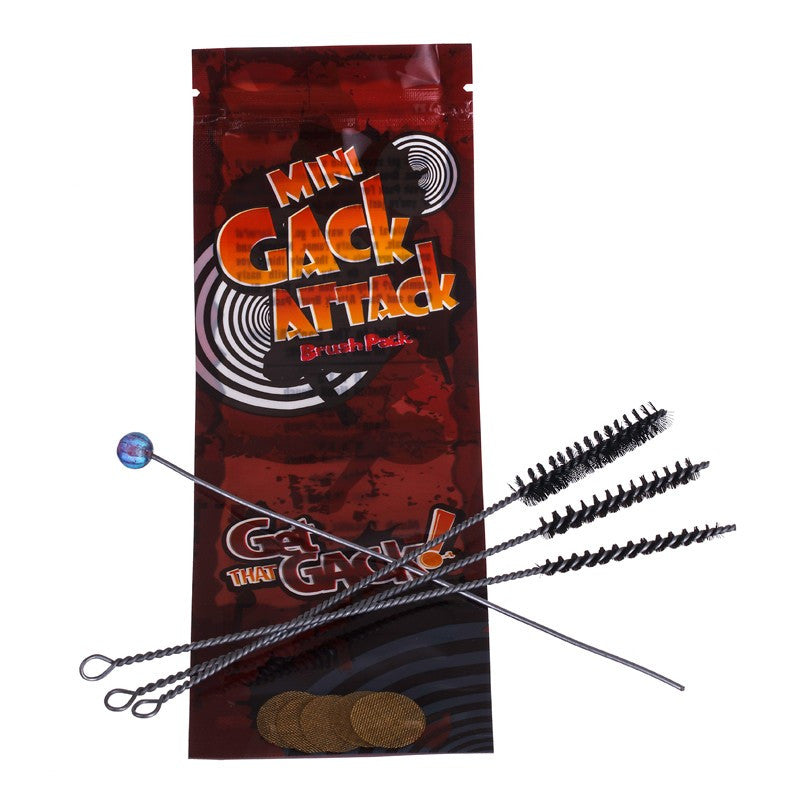 DISCONTINUED 5 pc Mini Gack Attack Brush Pack