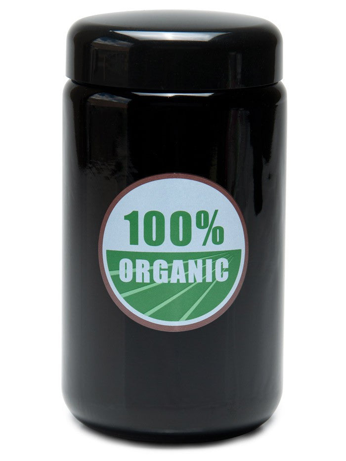 DISCONTINUED X-Large UV Screw Top Jar by 420 Science