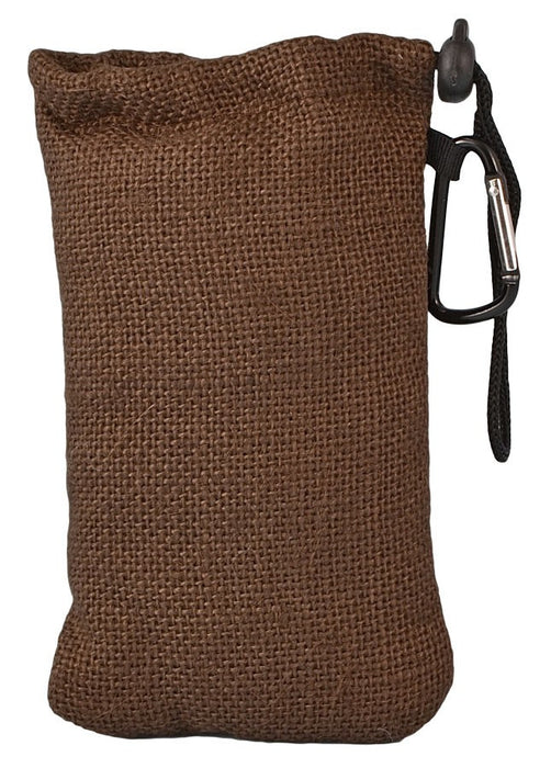 DISCONTINUED Burlap Bug Rugz Padded Pouch - Large