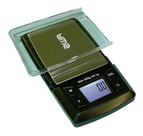 650g x 0.1g AWS Aero Digital Scale