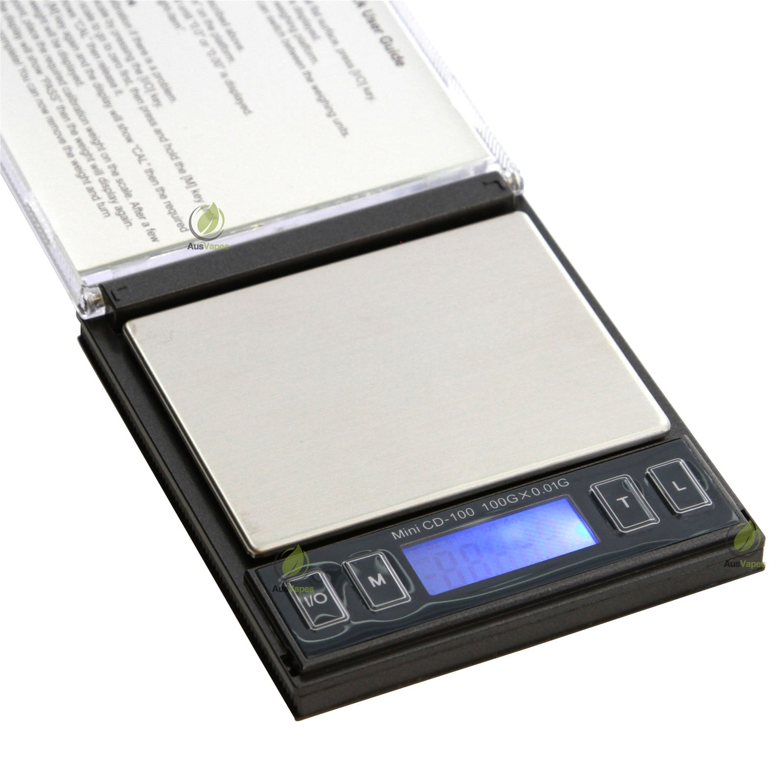 DISCONTINUED AWS Mini CD Digital Scale 100g x 0.01g