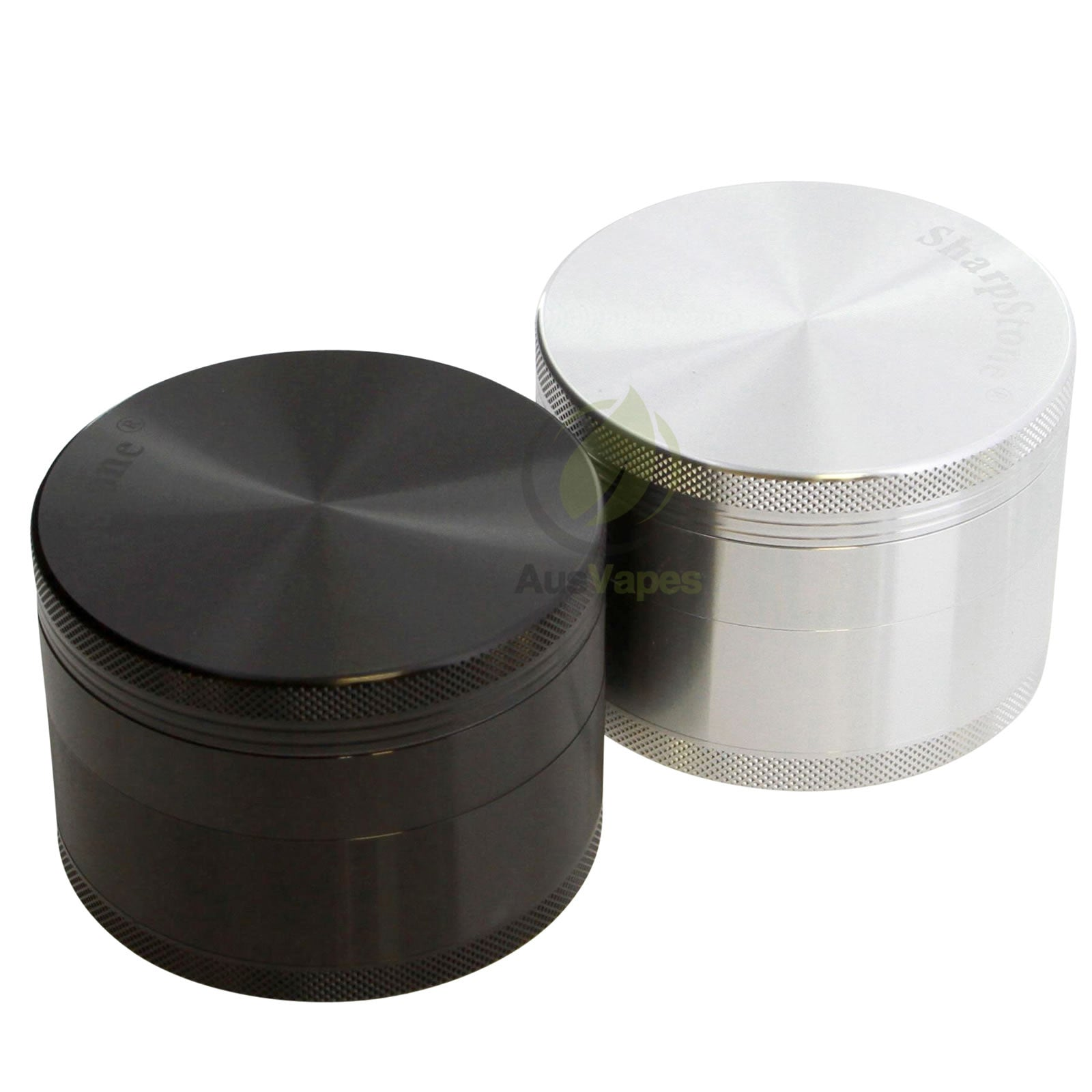 DISCONTINUED Sharpstone 76mm 4pc Solid Top Grinder