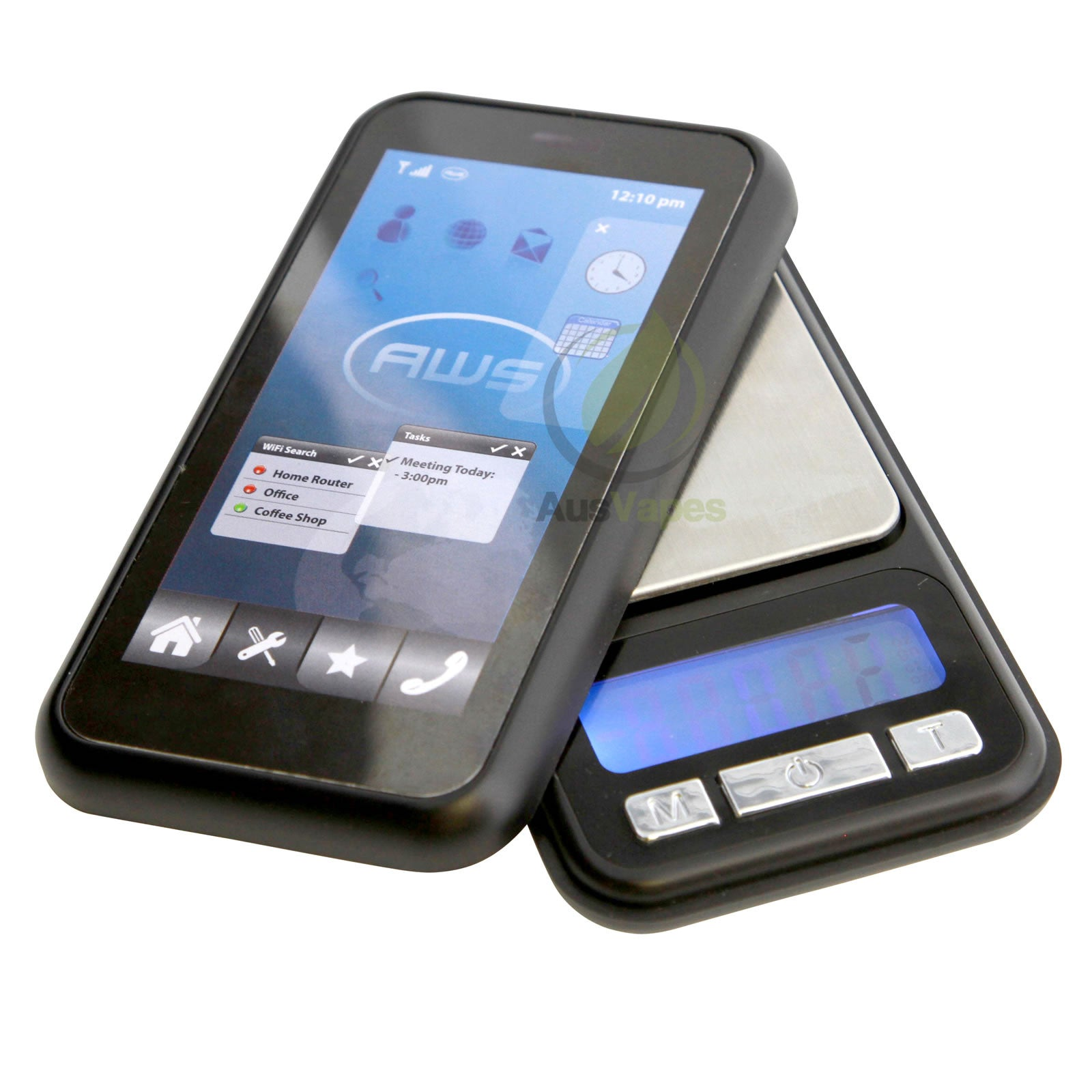 DISCONTINUED AWS Touch Screen Smart Phone Digital Scale 100g x 0.01g