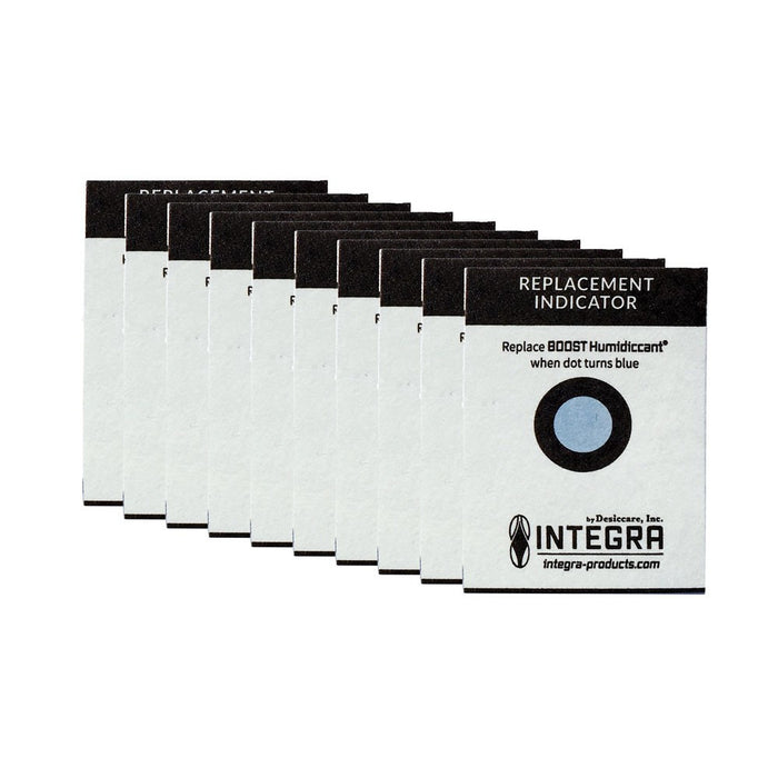 DISCONTINUED Integra Boost Humidity Indicating Cards - 10 Pack