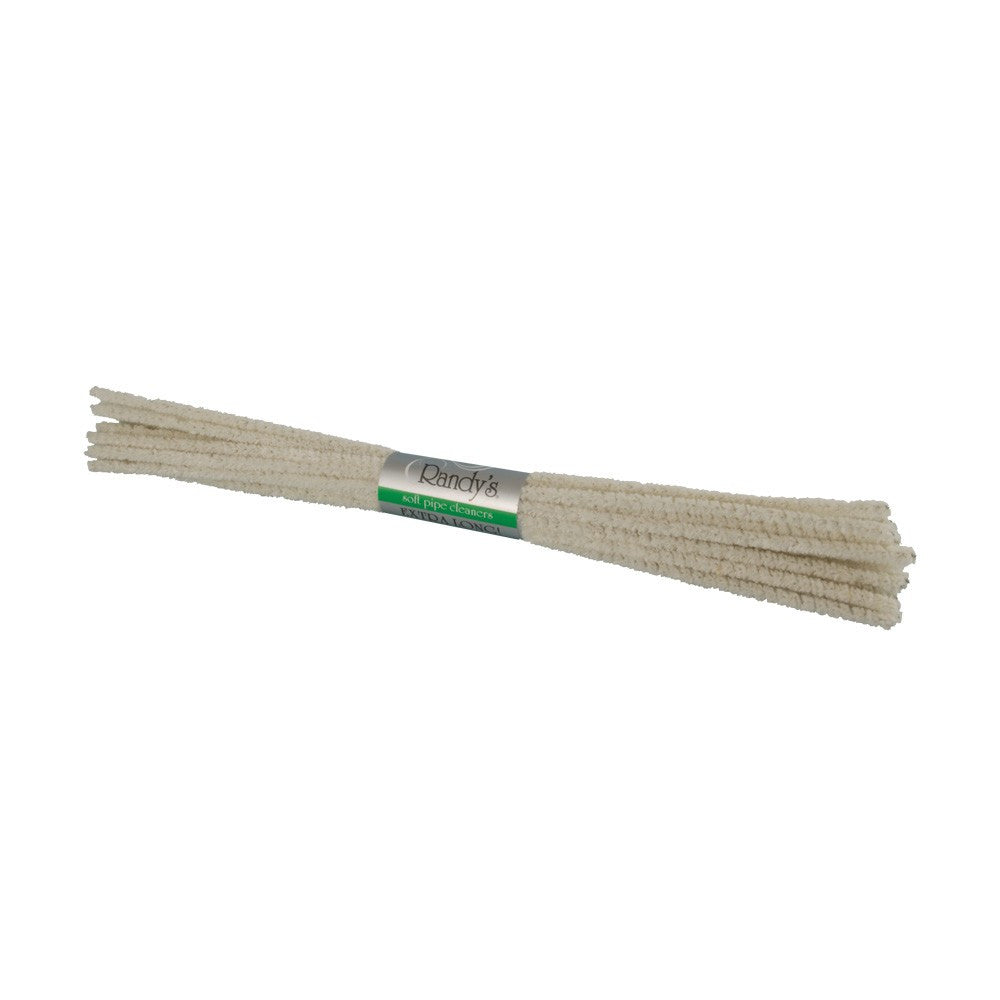 DISCONTINUED Randys Extra Long Soft Bristle Pipe Cleaners