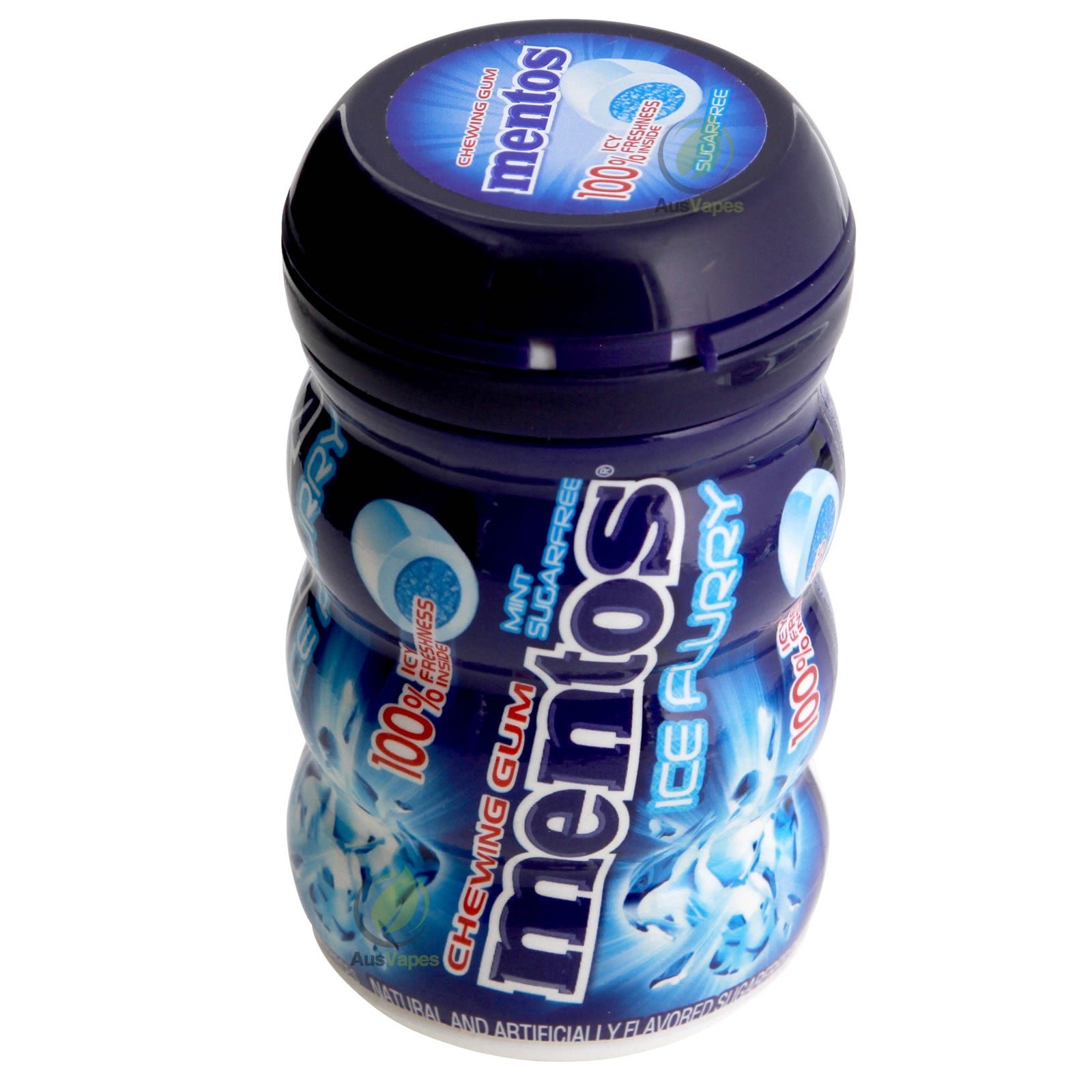 Mentos Gum Security Container