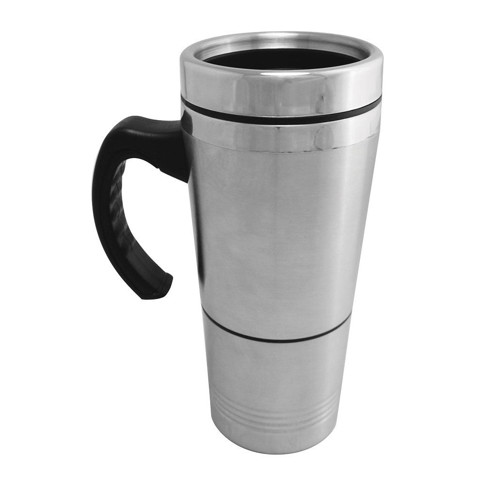 DISCONTINUED Large Travel Mug Plastic Security Container