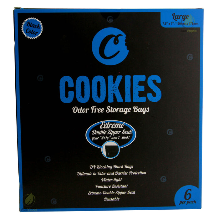 DISCONTINUED Cookies Storage Bags - Large