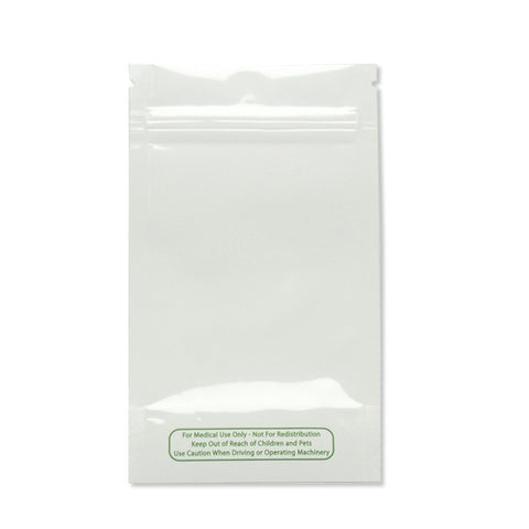 50 Pack Cannaline Smell Proof Bags - 1/4 oz