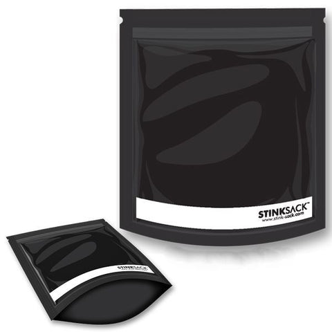 2 Gallon Stink Sack Smell Proof Storage Bags